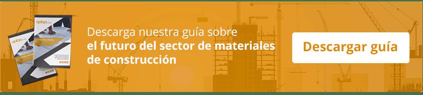 Cómo es el futuro del sector de los materiales de construcción: descarga la guía gratis