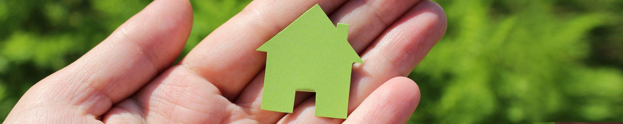 Construcción sostenible alrededor de la economía verde