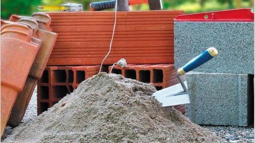 Prescripción de materiales de construcción