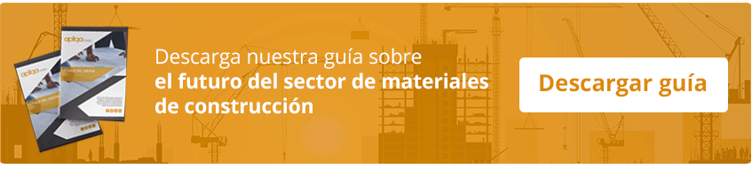 Futuro sector materiales de construcción