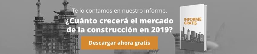 Cuánto crecerá el mercado de la construcción