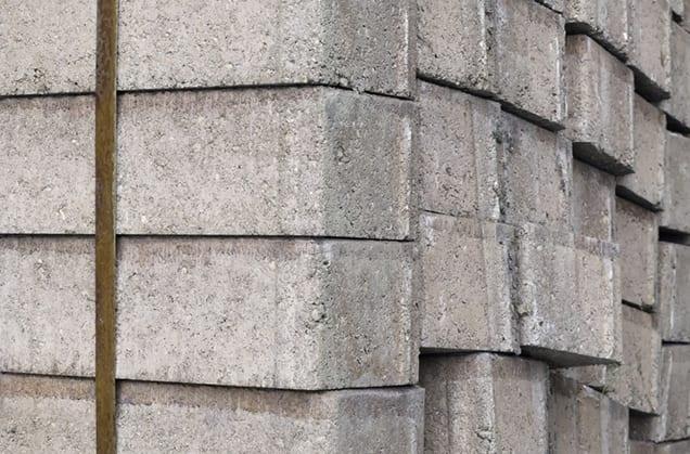 Precio de materiales de construcción