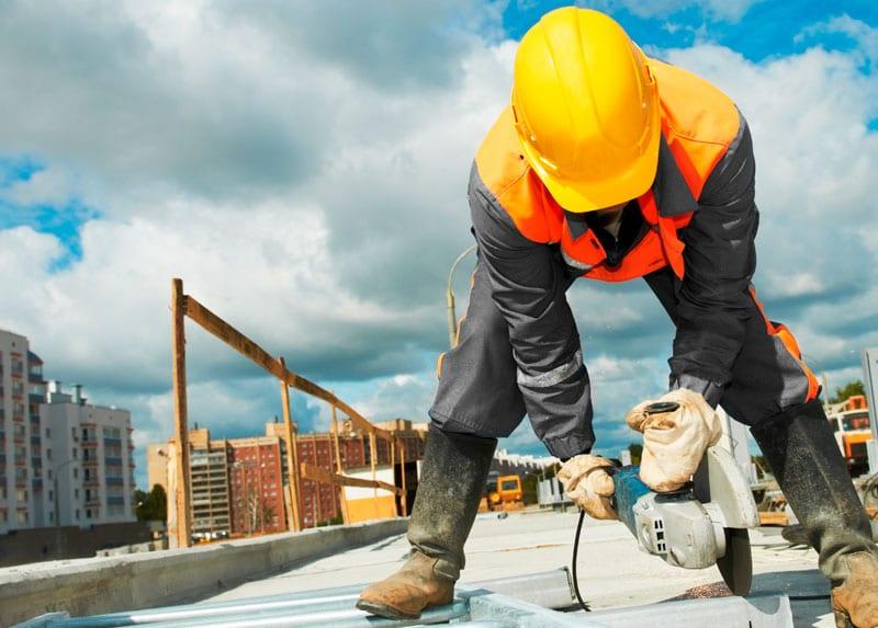 Buenas prácticas de prevención en la construcción
