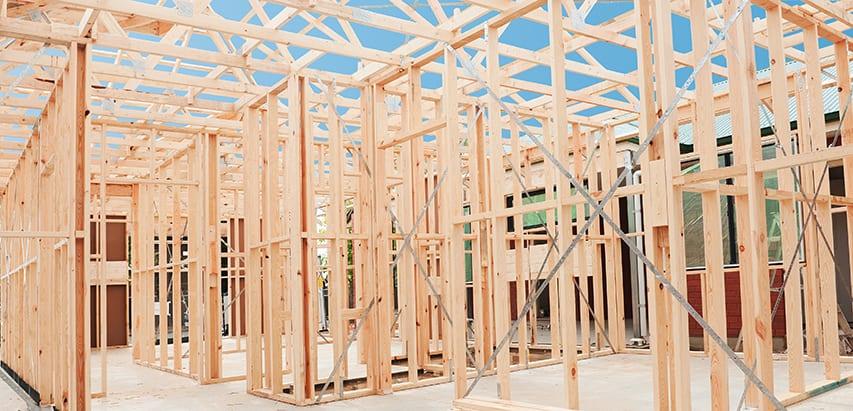 Tendencias de materiales en construcción