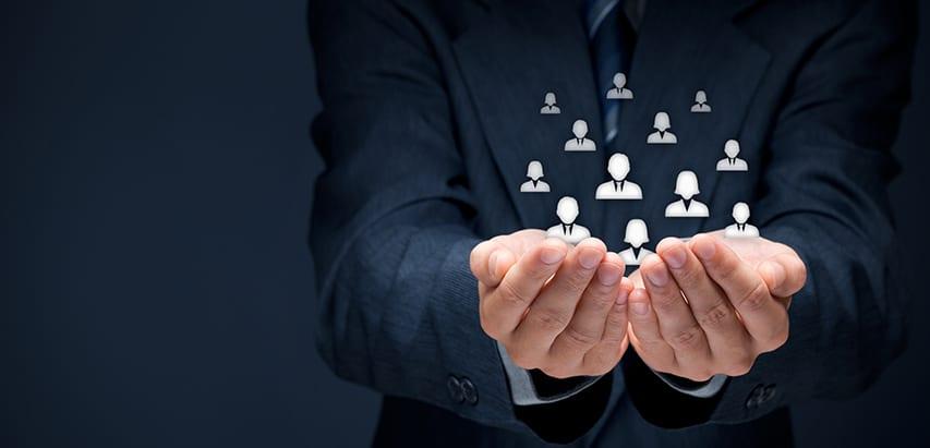 Focalízate en tus clientes objetivo y segméntalos