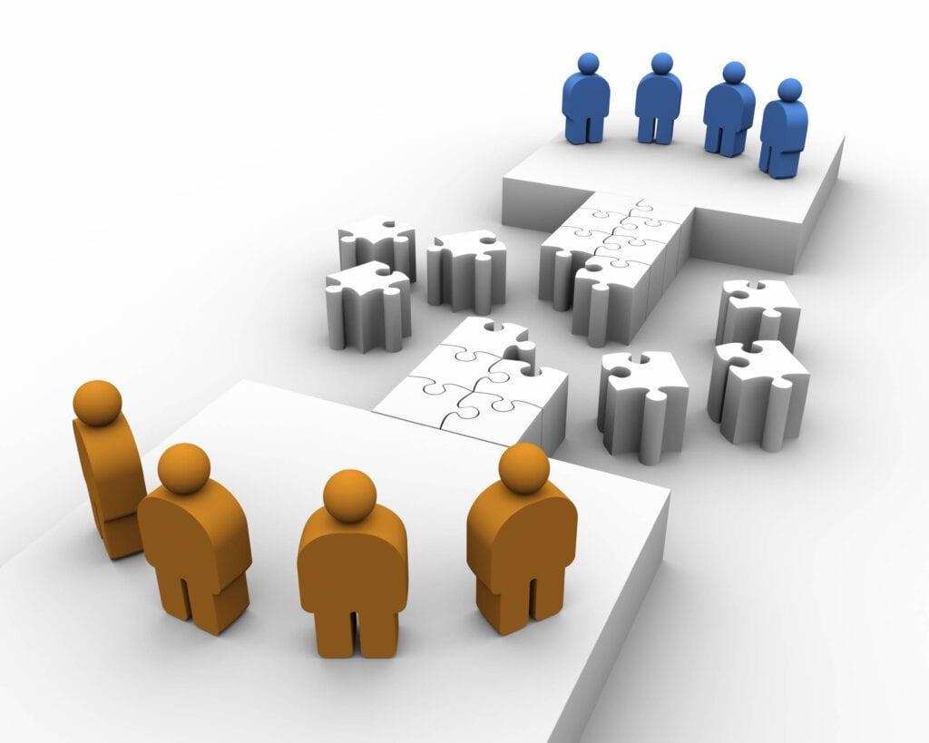 Conflictos entre la distribución tradicional y la gran superficie en el sector de materiales de construcción