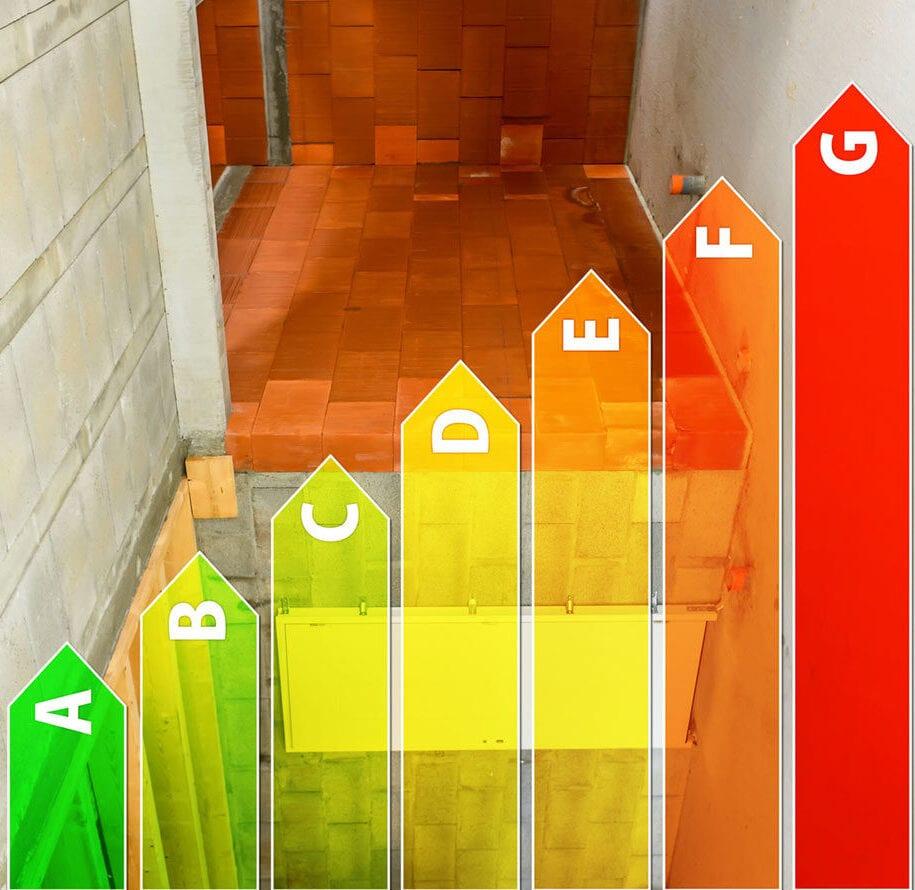 Eficiencia energética en el sector de materiales de construcción